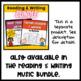 Solfege/Staff Reading Bundle