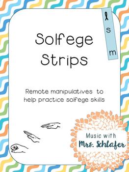 Solfege Strips