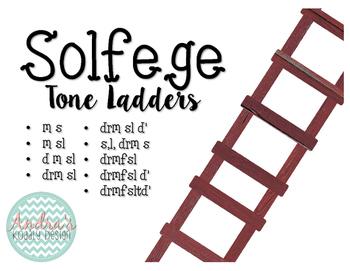 Solfege Tone Ladder