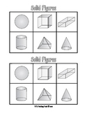 Solid Figures (3-D Shapes)