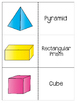 Solid Figures Flashcards. Shapes. Polygons. Cubes. Spheres. Cylinders