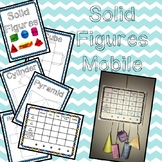 Solid Figures Mobile