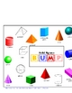 Solid Figures / Shapes BUMP Learning Center Game