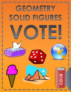 Solid Figures - Voting Time - Geometry