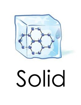 Solid Molecules Poster