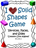 Solid Shape Game