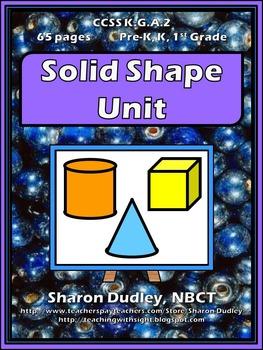 Solid Shape Unit