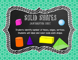 Solid Shapes Chart