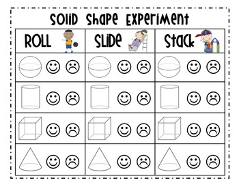 *Solid Shapes Geometry Unit {Common Core}