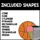 Solid Shapes Mini-Book
