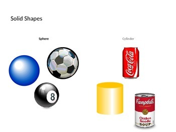 Solid Shapes PowerPoint Presentation