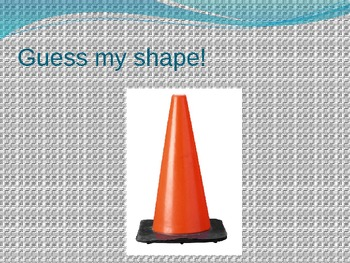 Solid Shapes Powerpoint