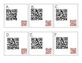 Solid Shapes QR Codes