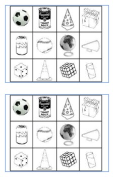 Solid Shapes Sort Flipbook