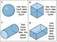 Solid Shapes Task Cards