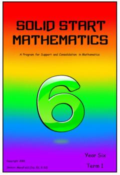 Solid Start Mathematics: Year Six, Term One