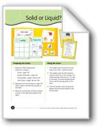 Solid or Liquid?