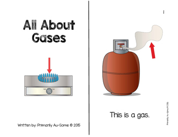 Solids, Gases, and Liquids (Adapted Books for Physical Science)