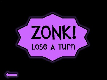 Solids, Liquids & Gases Game - Zonk!