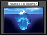 Solids, Liquids, and Gas - States of Matter PowerPoint