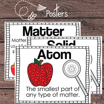 Solids, Liquids and Gases   A States of Matter Unit for Early Elementary