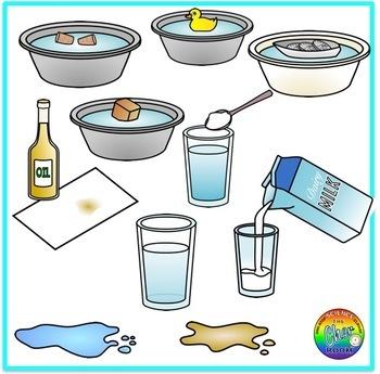 Solids and Liquids Cli...