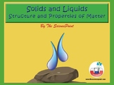 Solids and Liquids - Structure and Properties of Matter