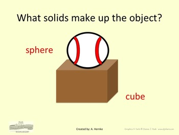 Solids and Plane Shape Review