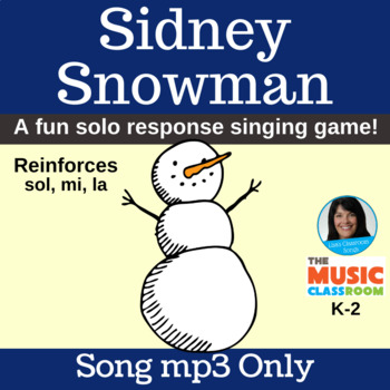 Solo Response Game (Reinforces s,m,l) | Sidney Snowman | Song mp3