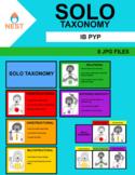 Solo Taxonomy IB PYP Posters