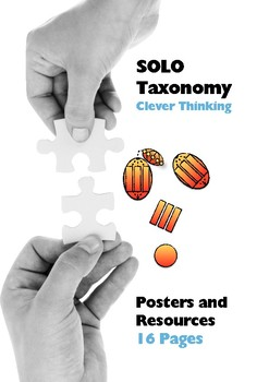 Solo Taxonomy: Posters, Hexagon printables and more