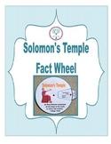 Solomon's Temple Fact Wheel Freebie