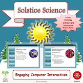 "NGSS Earth & Space: ""Solstice Science"" STEM Unit 