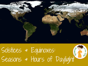 Solstices and Equinoxes: Hours of Daylight and Seasons
