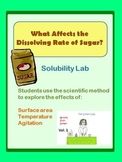 Solubility Lab - Grocery Store Science Volume 1