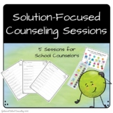 Solution Focused Counseling Sessions - School Counseling -