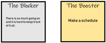 Solution-Focused Intervention: Sorting Cards for Time Management