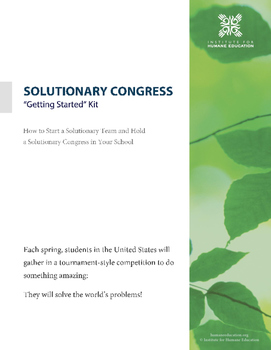 Solutionary Congress Toolkit