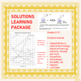 Solutions Learning Package (Distance Learning)