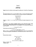 Solutions for miscellaneous exercises 4 page 62 of Pure Ma