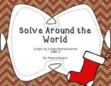 Solve Around the World: 2-digit by 2-digit Multiplication 4.NBT.5