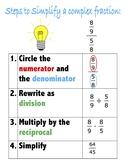 Solve Complex Fraction
