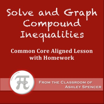 Solve and Graph Compound Inequalities (Lesson Plan with Homework)