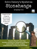 Solve History's Mysteries- Stonehenge