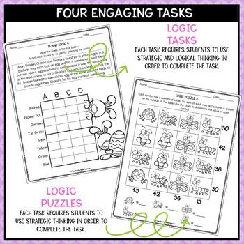 critical thinking math problems