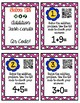 Solve It! May Addition Task Cards with Qr Codes