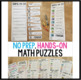 Solve It Strips: Mental Math Puzzles Freebie!