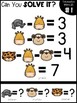 Solve Its: Number Sentence Puzzlers (Vol 5: Subtraction Within 20)
