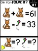 Solve Its: Number Sentence Puzzlers (Vol 9: Addition & Subtraction Within 50)