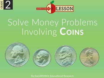 Solve Money Problems involving Coins